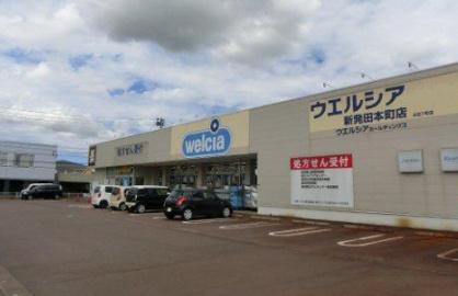 ウエルシア新発田本町店の画像1