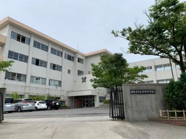 岡崎市立矢作北中学校の画像1