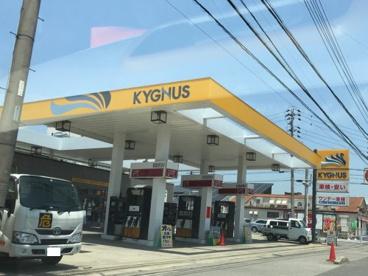 朝日石油㈱大友町給油所の画像1