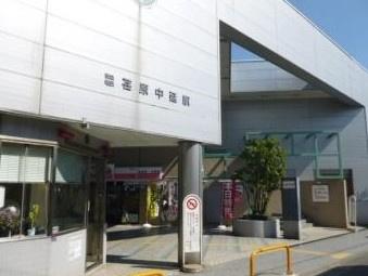荏原中延駅の画像1