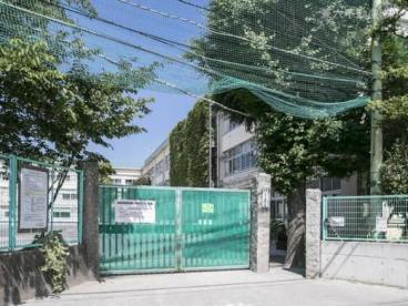杉並区立高井戸第三小学校の画像1