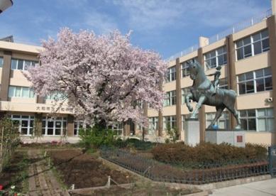 大和市立大和中学校の画像1
