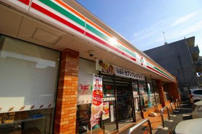 セブンイレブン 川崎新作店の画像1