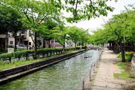 曳舟川親水公園の画像1