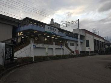 中岡崎駅の画像1