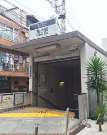 落合駅の画像1