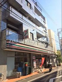 セブン−イレブン新宿東五軒町店の画像1