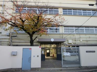 東大阪市立長栄中学校の画像1