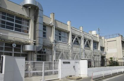 東大阪市立長瀬西小学校の画像1