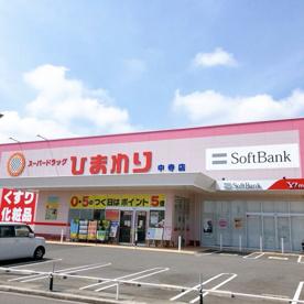 スーパードラッグひまわり中寺店の画像1
