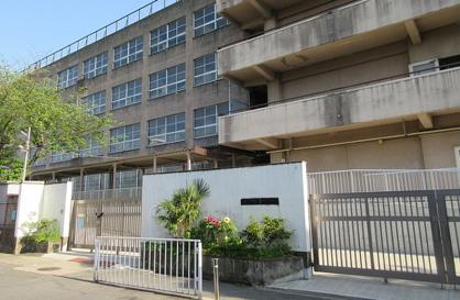 東大阪市立岩田西小学校の画像1