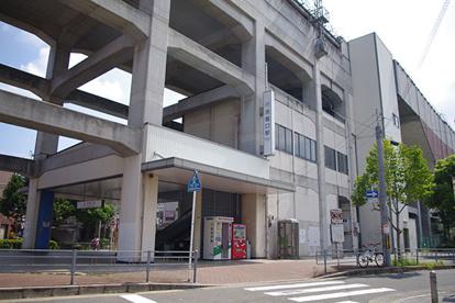 近鉄南大阪線「河堀口」駅の画像1