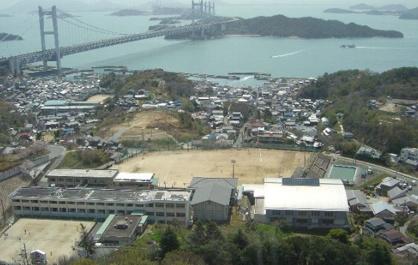 倉敷市立下津井中学校の画像1