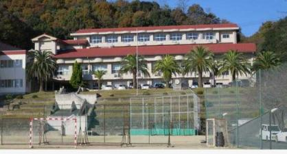 倉敷市立琴浦中学校の画像1