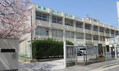 東大阪市立柏田中学校の画像1