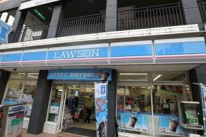 ローソン東久留米駅東口店の画像1