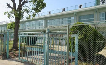 東大阪市立玉川中学校の画像1