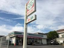 ローソンストア100 LS岡崎竜美ヶ丘店