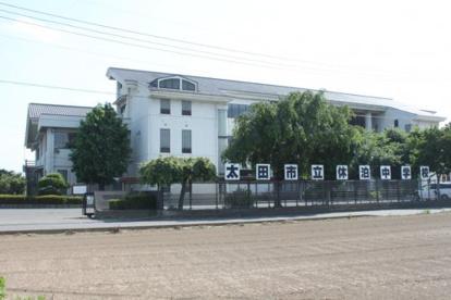休泊中学校の画像1