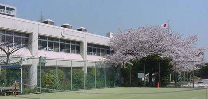 川崎市立京町中学校の画像1