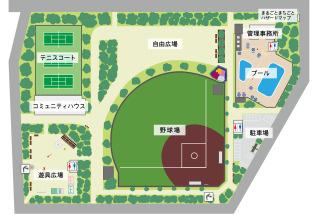 潮田公園の画像1