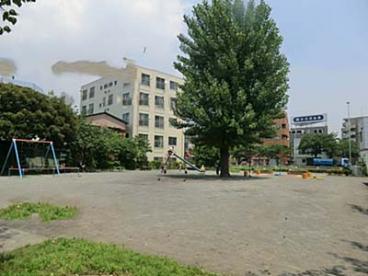 潮田仲通公園の画像1