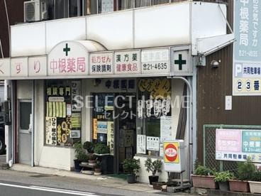 中根薬局の画像1