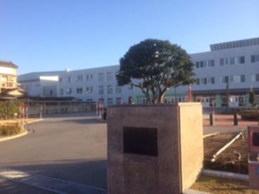 魚津市立西部中学校の画像1