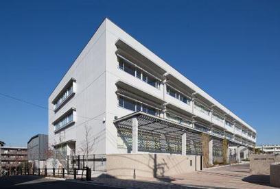 板橋区立赤塚第二中学校の画像1
