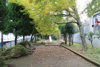 下井草二丁目公園の画像1
