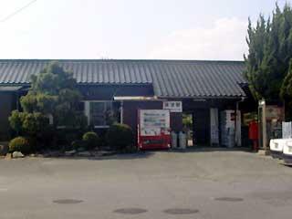 床波駅の画像1