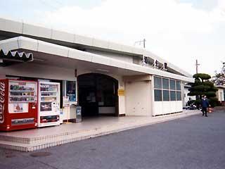 埴生駅の画像1