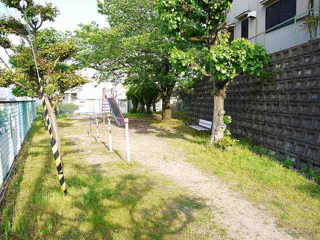 九条薬師寺荘園みはらし公園の画像