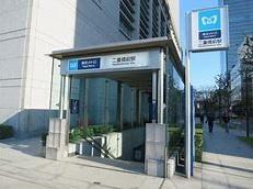 二重橋前駅の画像1