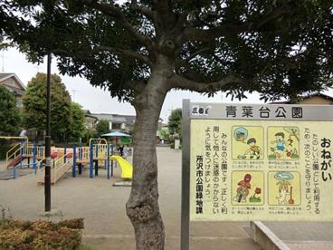 青葉台公園の画像1
