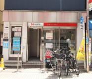 三菱UFJ銀行東十条駅前