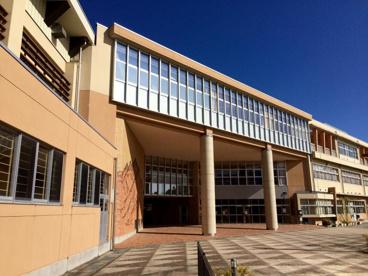 北杜市立小淵沢中学校の画像1