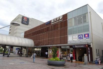 南大沢駅の画像1