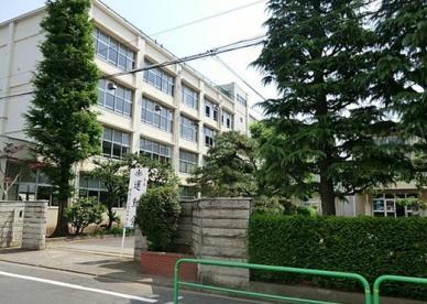 練馬区立旭丘中学校の画像1