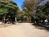 千葉公園(松波側)