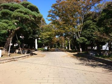 千葉公園(松波側)の画像1