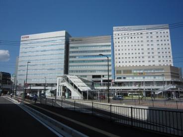 JR線千葉駅西口の画像1