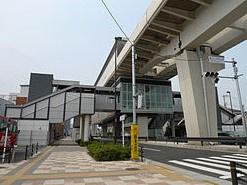 舎人駅の画像1
