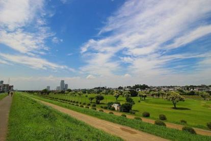 多摩川サイクリングコースの画像1