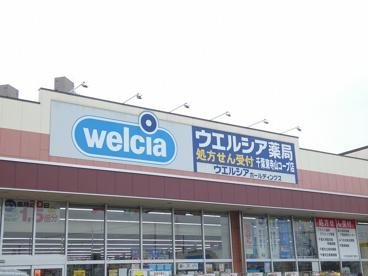 ウェルシア千葉東寺山コープ店の画像1