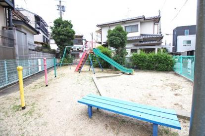 日皆田児童遊園の画像1