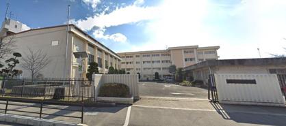 八尾市立南高安中学校の画像1
