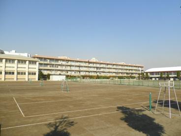朝霞第三中学校の画像1