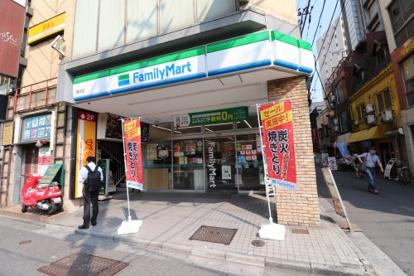 ファミリーマート 鴬谷店の画像1