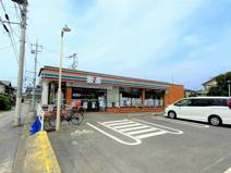 セブンイレブン/川越砂店